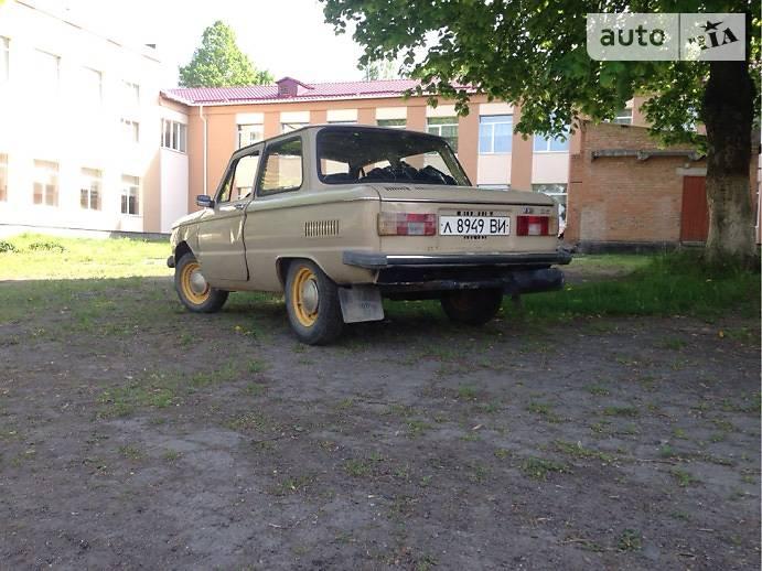 ЗАЗ 968 1992 в Виннице