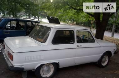 ЗАЗ 968 1991 в Черновцах