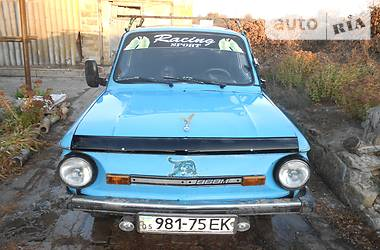 ЗАЗ 968 1993 в Курахово