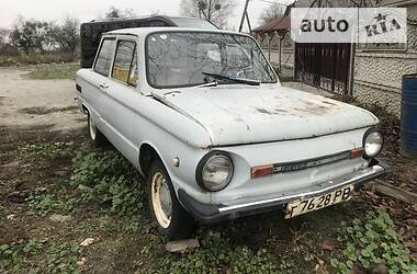 ЗАЗ 968 1988 в Корце