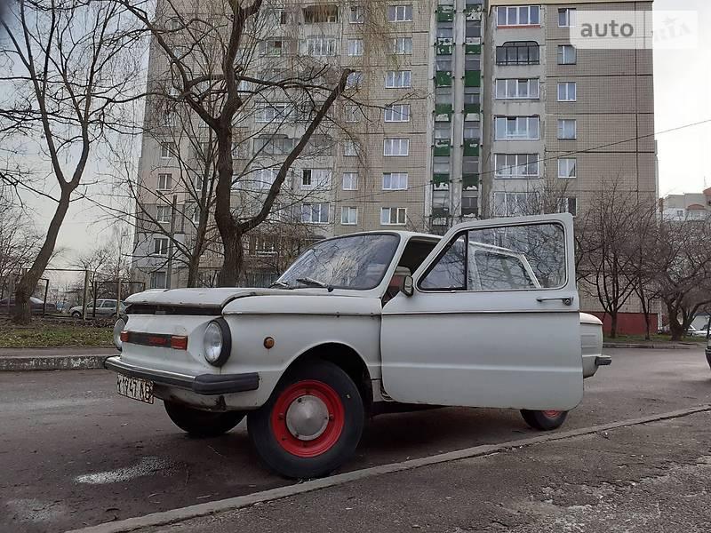 ЗАЗ 968 1991 в Львове
