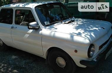 ЗАЗ 968М 1989 в Одессе