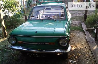ЗАЗ 968М 1981 в Луганске