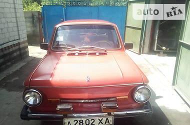 ЗАЗ 968М 1982 в Купянске