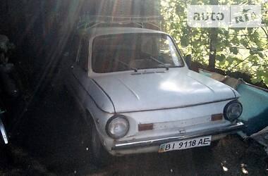 ЗАЗ 968М 1984 в Полтаве