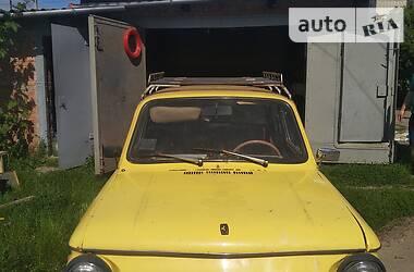 ЗАЗ 968М 1989 в Христиновке