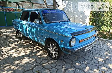 ЗАЗ 968М 1988 в Никополе