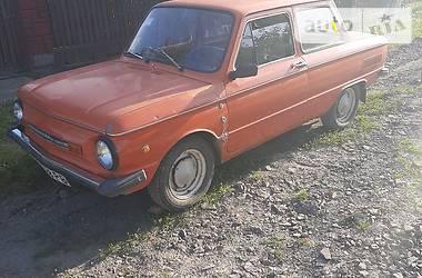 Седан ЗАЗ 968М 1991 в Луцке
