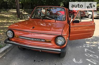 Седан ЗАЗ 968М 1993 в Слобожанском