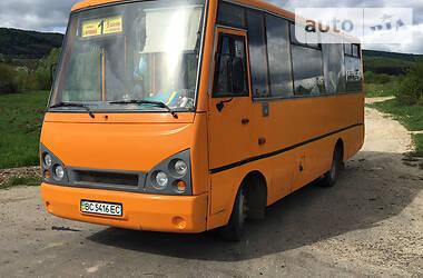 Городской автобус ЗАЗ A07А I-VAN 2007 в Бориславе