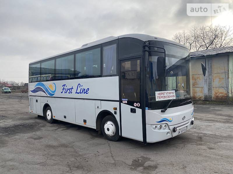 Туристичний / Міжміський автобус ЗАЗ A10 2012 в Рівному
