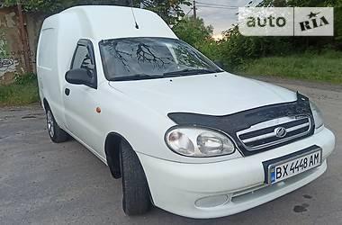 Легковой фургон (до 1,5 т) ЗАЗ Lanos Cargo 2011 в Виннице