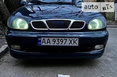 ЗАЗ Sens 2008 в Киеве