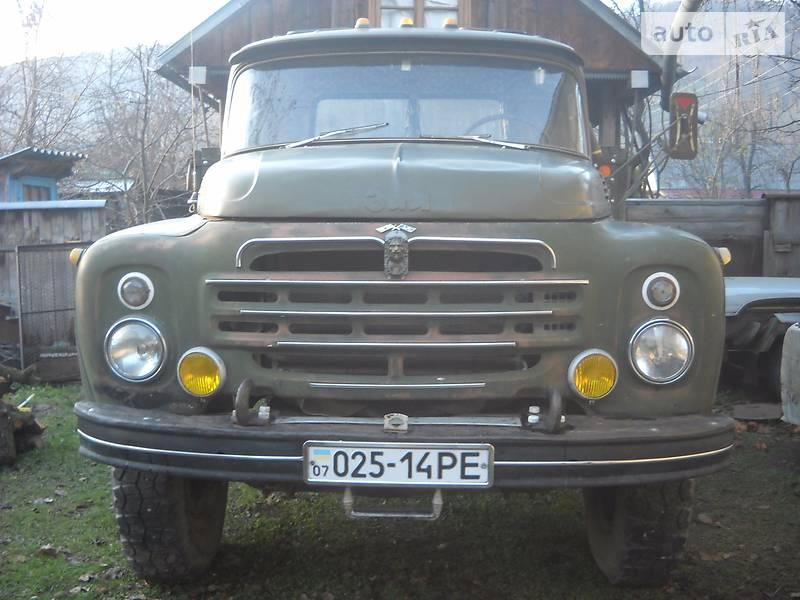ЗИЛ 130 1982 в Рахове