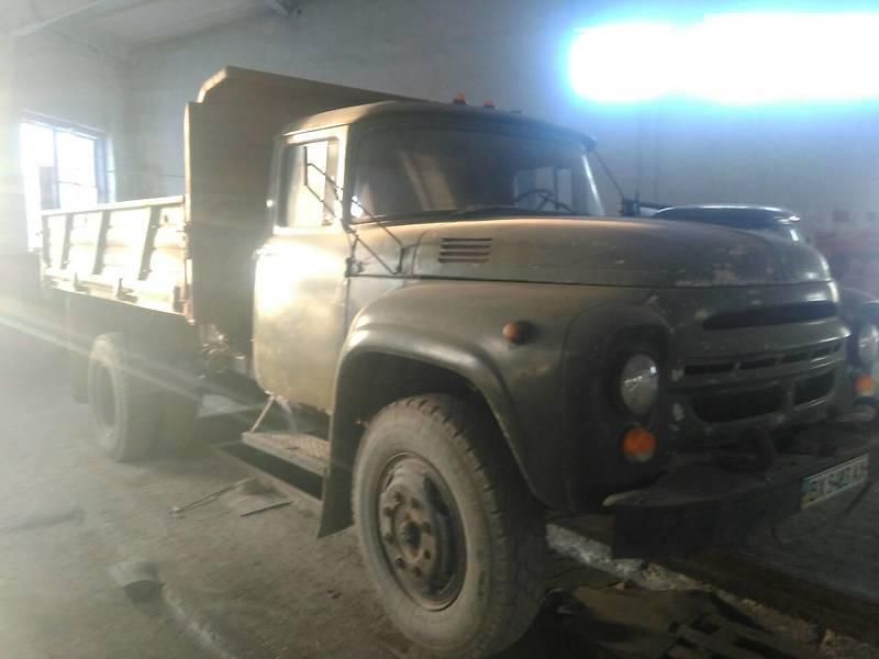 ЗИЛ 130 1980 в Борщеві