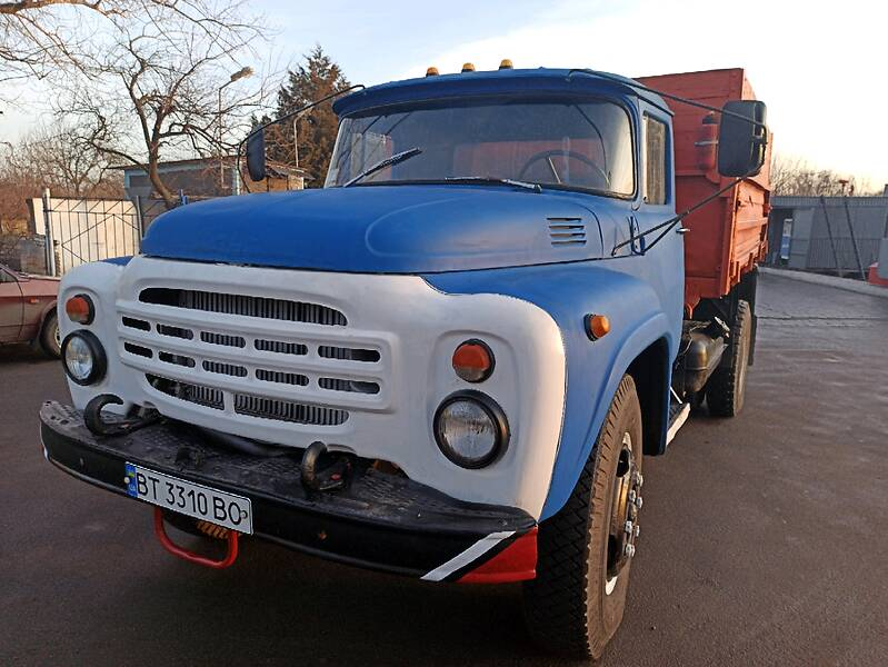 ЗИЛ 130 1990 в Новоукраинке