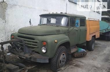 Уборочно-поливочные автомобили ЗИЛ 130 1989 в Кропивницком