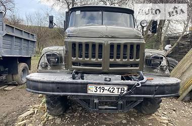Самосвал ЗИЛ 131 1981 в Болехове