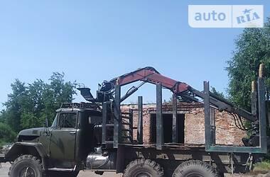 Лесовоз / Сортиментовоз ЗИЛ 131 1988 в Олевске
