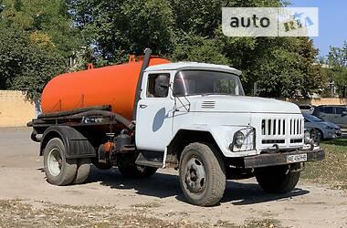 Машина  асенізатор (вакуумна) ЗИЛ 131 1986 в Дніпрі