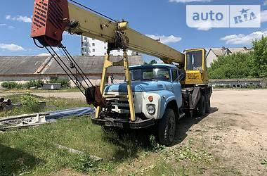 Автокран ЗИЛ 133 ГЯ 1988 в Березному
