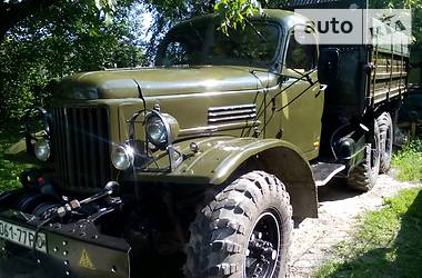 ЗИЛ 157 1965 в Кременце