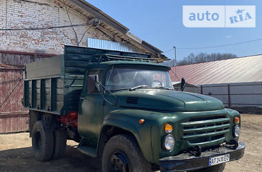 Самосвал ЗИЛ 4502 1988 в Ивано-Франковске
