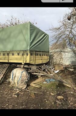 Тентованный борт (штора) - прицеп ЗИЛ ГКБ 8153 1999 в Ужгороде