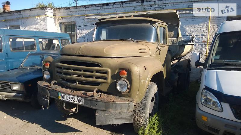ЗИЛ ММЗ 555 1986 в Виннице