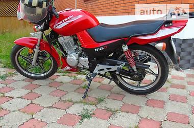 Zongshen ZS 125-32 2009