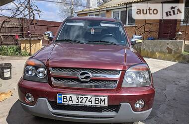 ZX LandMark 2007 в Кропивницком