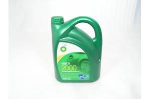 15W-40 BP Visco 2000 5л 2008. Масло моторное минеральное.