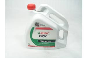15W-40 Castrol 4л GTX 2011. Масло моторное минеральное.