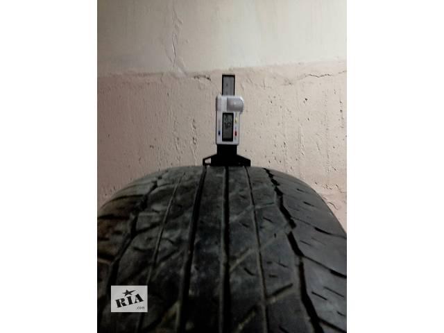 продам 265/70/17 Dunlop Grandtrek AT20 бу в Киеве
