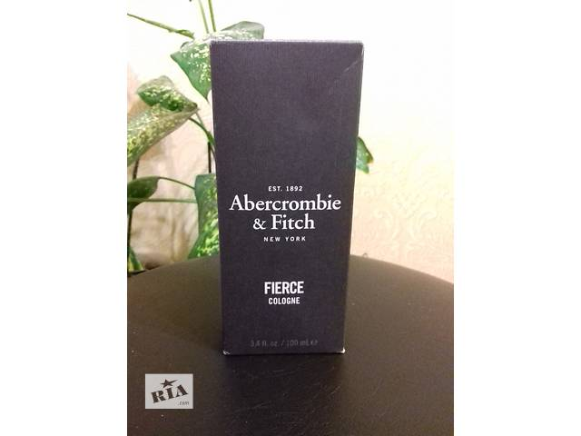 бу Abercrombie & Fitch FIERS( Parfume 100ml ) в Одессе