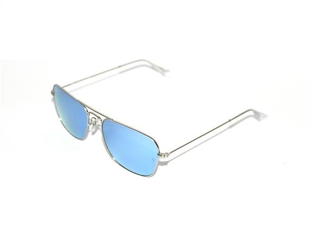 продам Солнцезащитные очки Ray-Ban CARAVAN Серебристо-синие (RB 3136 019 30 aed239c79beff