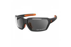 Спортивные очки SCOTT VECTOR  LS grey matt/neon orange