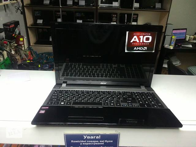 продам Acer 15.6 a10 (аналог I7) 4 ядра, 4 озу 500 жесткий диск, бу в Виннице