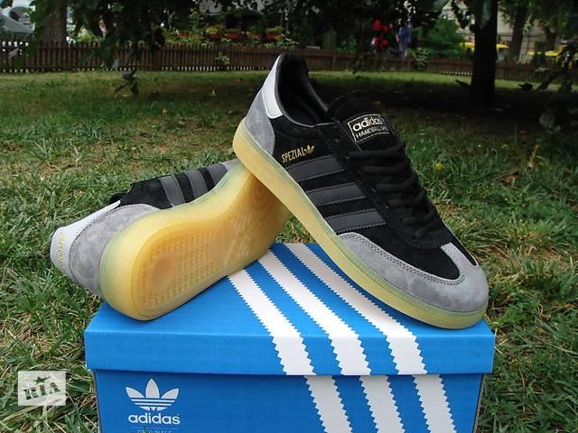 бу Adidas Spezial Gray Black в Львове