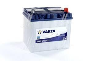 Акумулятор 60Ah-12v VARTA BD(D47) (232х173х225),R,EN540