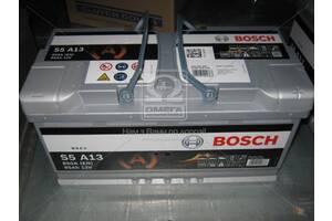 Аккумулятор   95Ah-12v BOSCH AGM (S5A13) (353x175x190),R,EN850