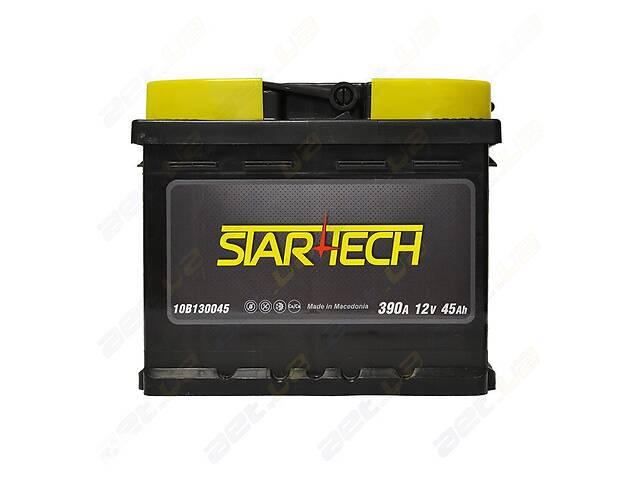 продам Аккумулятор Startech 45Ah R+ 390A (низкобазовый) бу в Одессе
