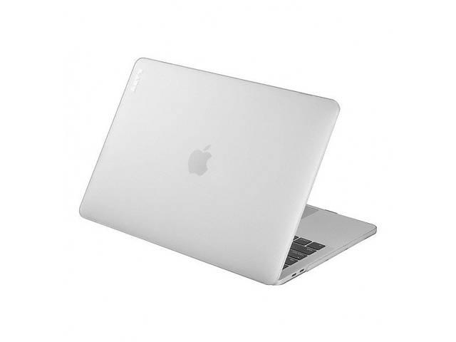 купить бу Накладка LAUT Retina (2016) LAUT HUEX Case Frost для MacBook Pro 13'' (LAUT_13MP16_HX_F) в Киеве