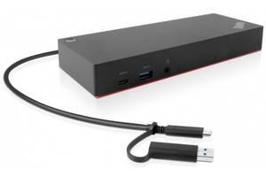 Док-станция ThinkPad Hybrid USB-C with USB A Dock (40AF0135EU)