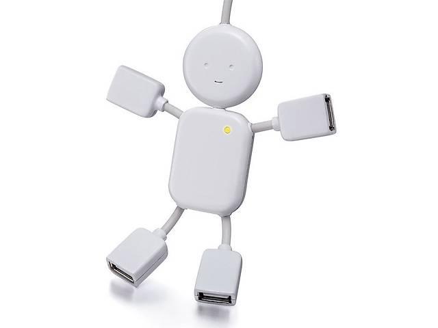 USB-хаб Kronos Человечек 4 порта (sp_1284)