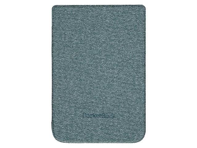 продам Обложка Pocketbook Shell Cover для 627 Touch Lux 4/616 Basic Lux 2/632 Touch HD 3 Bluish Grey (WPUC-627-S-BG) бу в Харькове