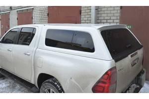 Новые Кунги на пикап Toyota Hilux