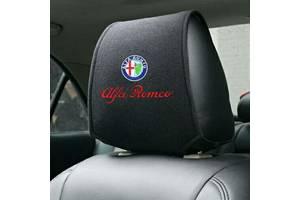 Alfa Romeo чехлы на подголовники