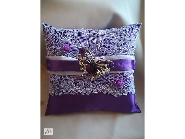 Подушка под кольца- объявление о продаже  в Сумах