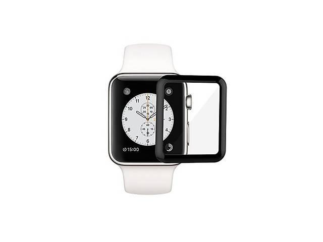 продам 5D Стекло Apple Watch 44mm Black бу в Харькове